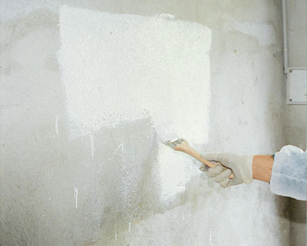 Чистовая шпаклевка стен
