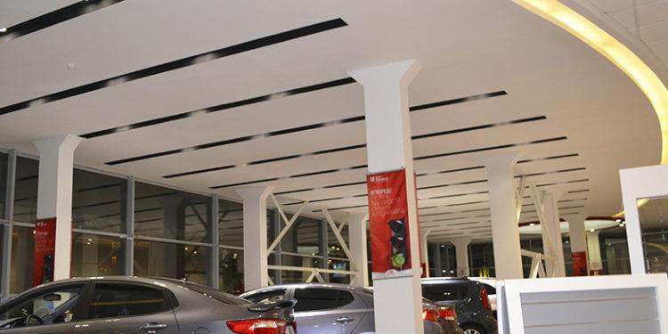 Потолок - Сервистрой Плюс