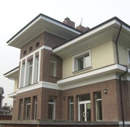 Фасад - Сервистрой Плюс